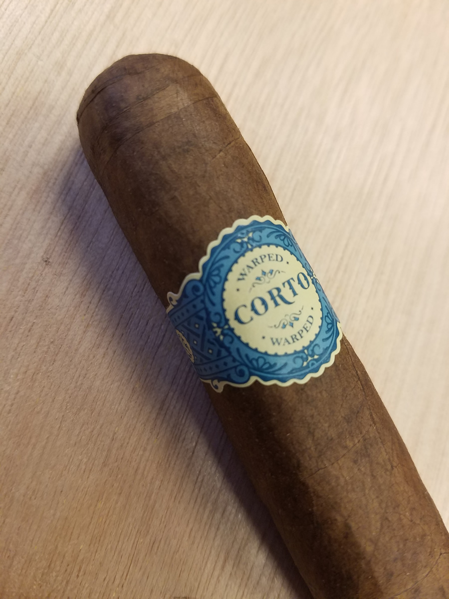 Corto X46 by Warped Cigars