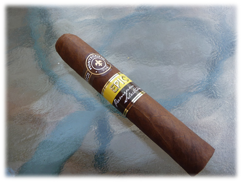 Montecristo Epic Robusto (Live smoke review)